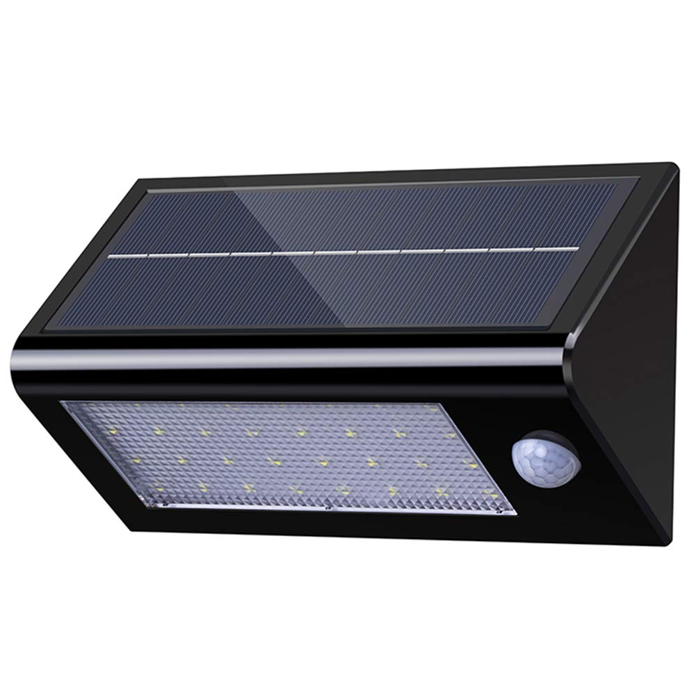 32 LED Solar Security Lights Wireless Waterproof Outdoor Light with Motion Sensor for Garden Fence Outside Wall SuoLaNuo SL-032