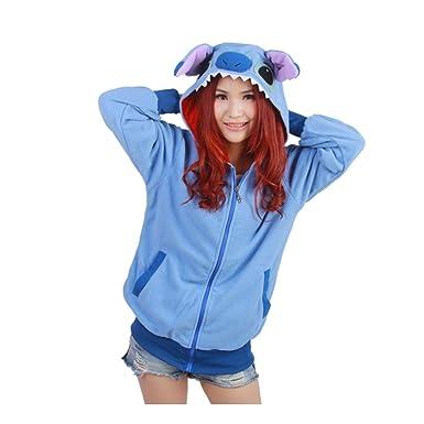 2dc59b943bec Harry Shops Halloweena Lilo U0026 Stitch Costume Hoodie-Female-Small Sc 1  St Amazon.com