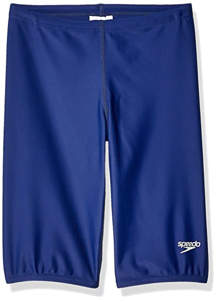 7374793883 Amazon.com: Speedo Little Boys' Learn-To-Swim Solid Jammer: Clothing