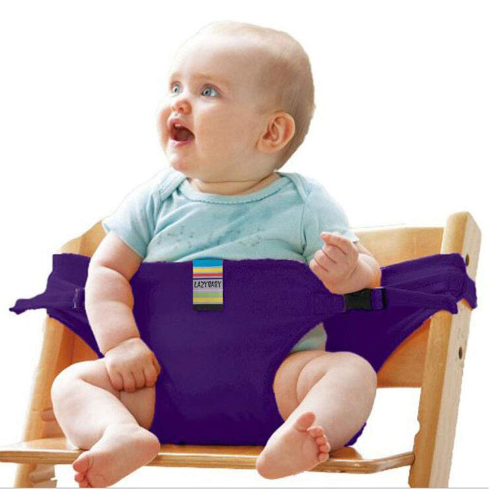 FidgetGear Baby Dining Chair Safety Belt Portable Seat Lunch Chair