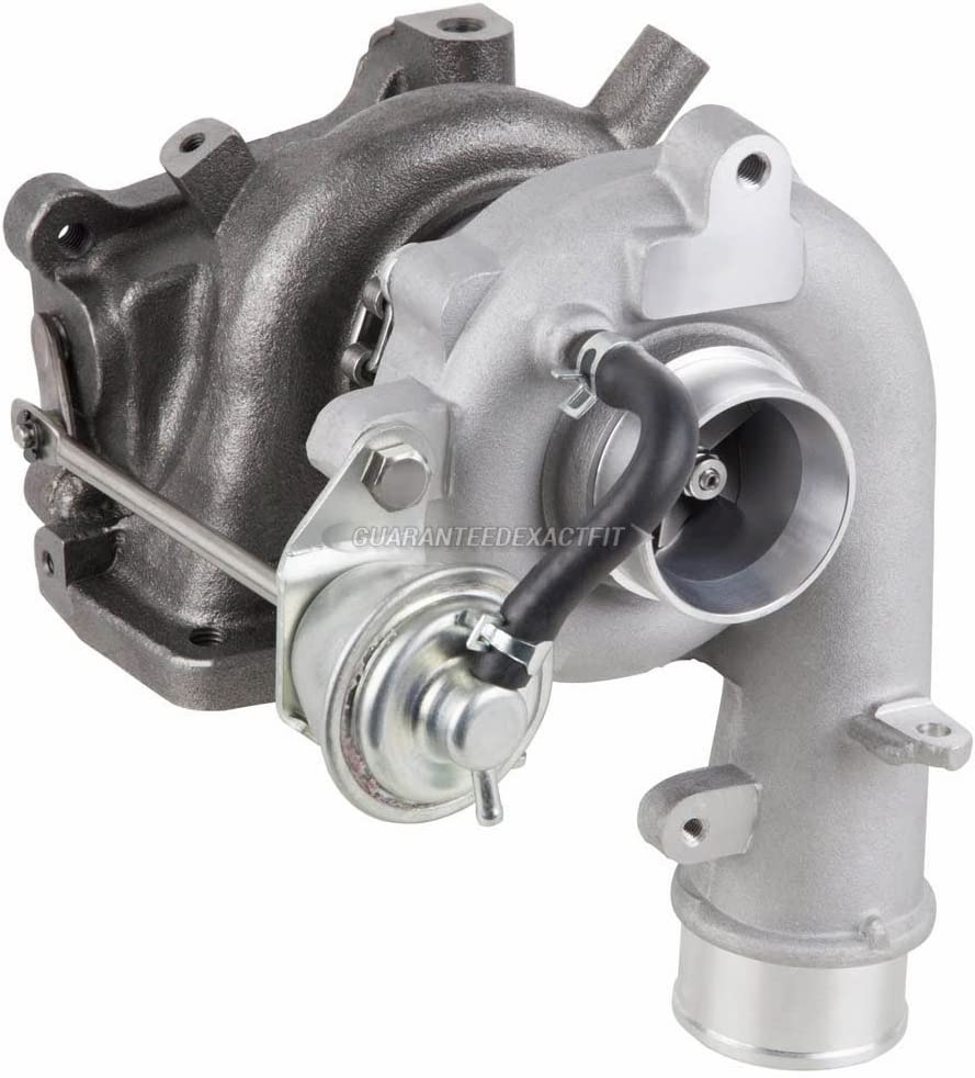 BuyAutoParts 40-30168AN New New Turbo Turbocharger For Mazda CX-7 2.3L 2007 2008 2009 2010 2011 2012