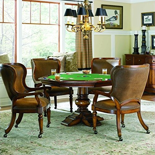 Hooker Furniture Waverly Place Reversible Top Poker Table -