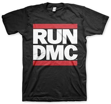 dc0c4205 Run DMC T shirt - Classic Logo 100% Official: Amazon.ca: Clothing &  Accessories