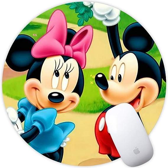 Amazon Com Disney Collection Love Mickey Minnie Wallpaper Square