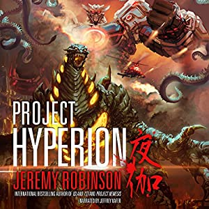 Project Hyperion Hörbuch