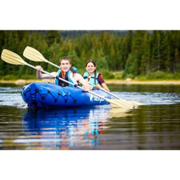 Amazon.com : Sevylor Fiji 2-Person Kayak : Boating Equipment ...