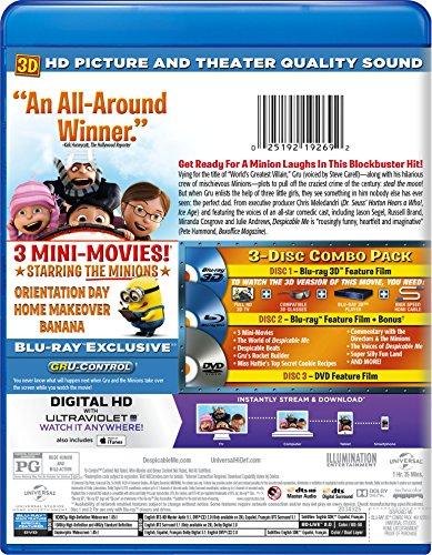 025192192692 - Despicable Me [Blu-ray] carousel main 1