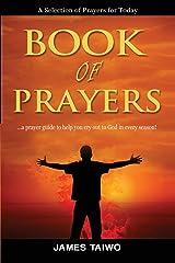 Book of Prayers: Prayer Selections by Category Paperback