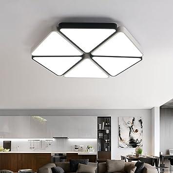 Victoria Harbour Kreative Led Deckenleuchte Wohnzimmer Lampe Einfache  Moderne Atmosphäre Schlafzimmer Lichter Restaurant Lichter Studie