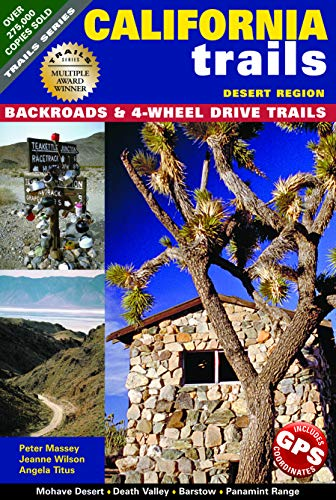 California Trails Desert Region