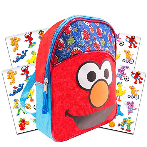 Sesame Street Elmo Preschool Backpack Toddler (11