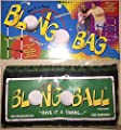 Blongo Ball Universal LADDER BALL CARRY CASE BAG Bolo Toss Hillbilly Redneck Golf