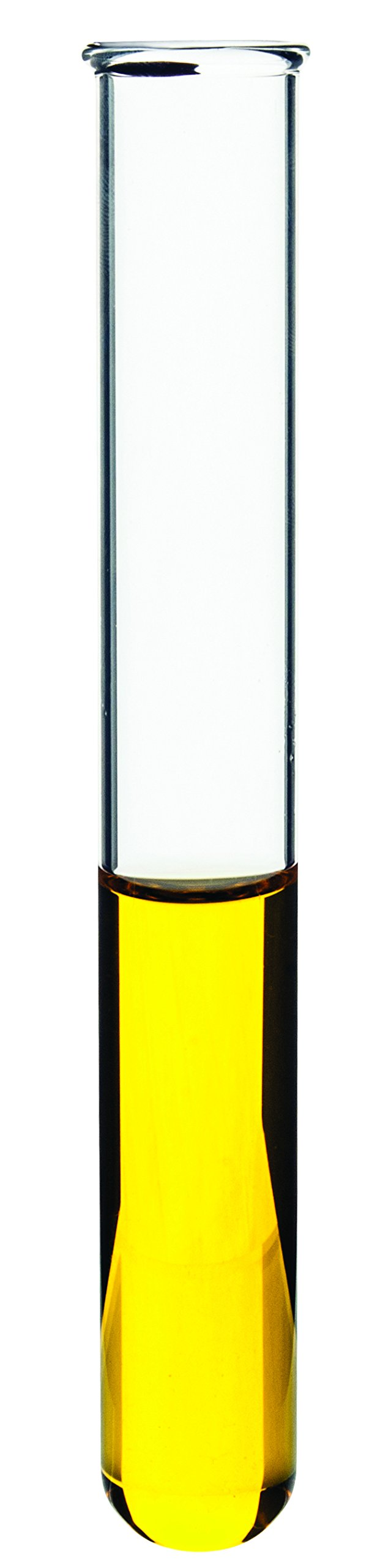 Eisco Labs Rimmed Borosilicate Glass Test Tube 20 x 150mm (5.90'' Height) Pack of 24