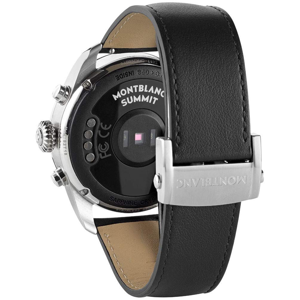 Reloj Montblanc Summit 2 Smartwatch 119440 Acero Inoxidable ...