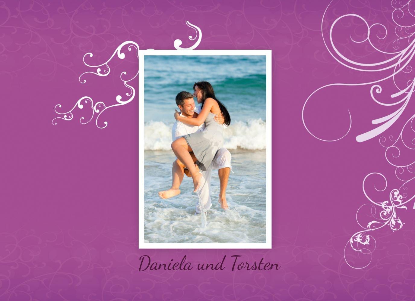 Kartenparadies Hochzeitskarte Hochzeit Einladung butterfly, hochwertige hochwertige hochwertige Einladung zur Heirat inklusive Umschläge   10 Karten - (Format  148x105 mm) Farbe  Lila B01NBX52LH | Verrückter Preis, Birmingham  | Günstige Bestellung  | Billig  251ad0