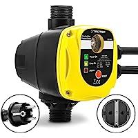 TROTEC Elektronische Drukschakelaar TDP DSA automatische drukregeling van 1-fase waterpompen huiswaterpompen (max. 10…