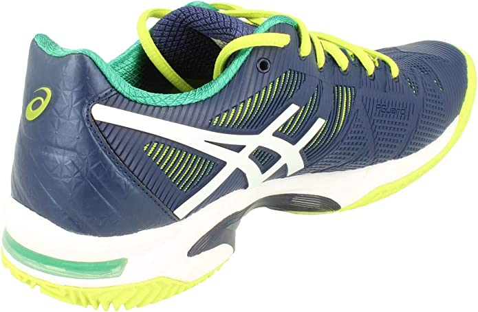 Rubicundo Eso Preguntar  Amazon.com | ASICS Gel-Solution Speed 2 Clay Mens Tennis Shoes E601N  Sneakers Trainers | Tennis & Racquet Sports