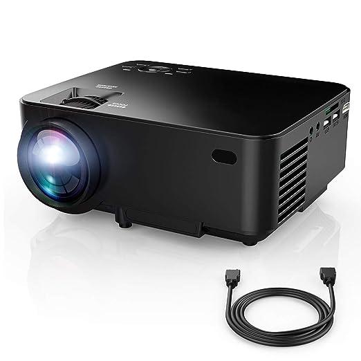 Proyector Mini proyector LCD de 3500 lúmenes Proyector de Video ...