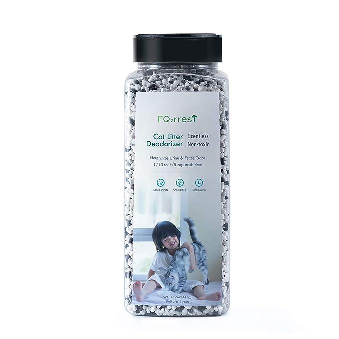 FO2RREST - Desodorante Natural para Gatos, Desodorante sin Perfume ...
