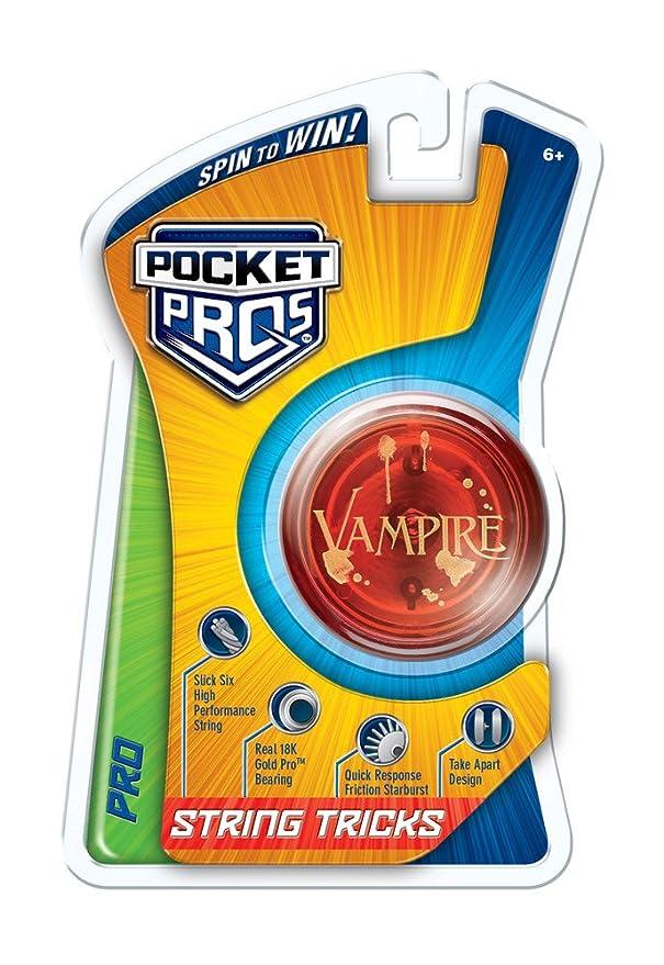 Amazon.com: Razor Pocket Pros Yoyó vampiro, color rojo: Toys ...