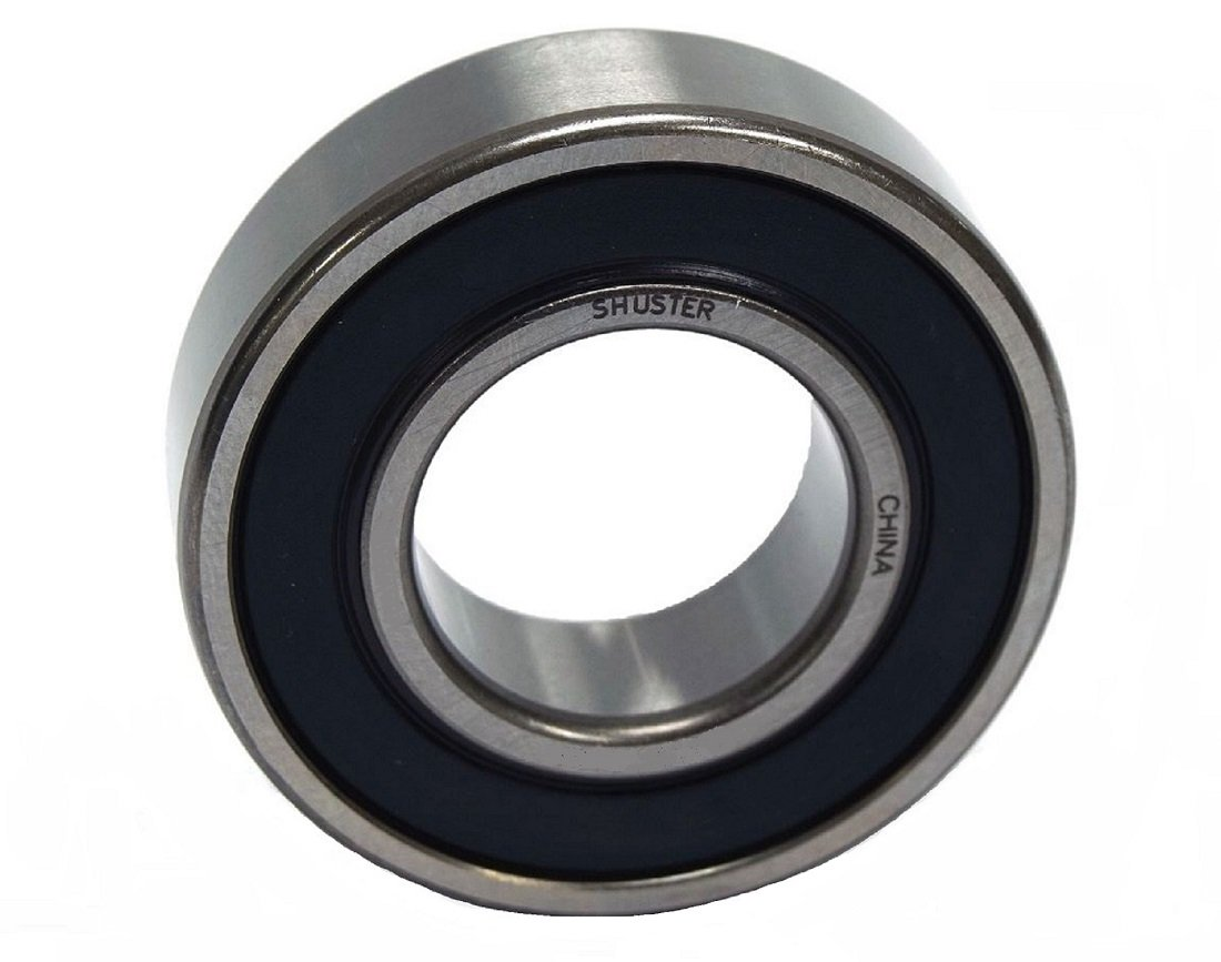 Qty-10 6205-2RS C3 Double Sealed Bearing 25x52x15mm ABEC1