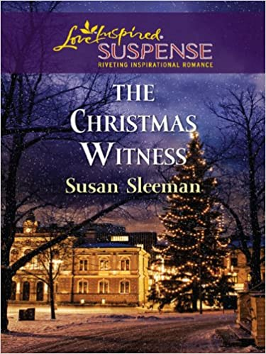 Read The Christmas Witness (Love Inspired Suspense) PDF, azw (Kindle)