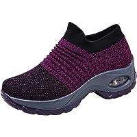Zapatos Deporte Mujer Zapatillas Deportivas Correr Gimnasio Casual Zapatos para Caminar Mesh Running Transpirable…