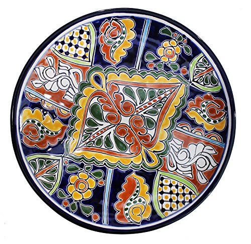 Talavera Lunch Plate - 10