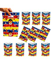 30 Packs Ryan's World Party Gift Bags, Gift Candy Bags Party Supplies for Kids and Ryan's World Birthday Party Decorations Gift Bags