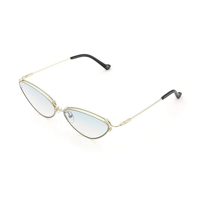 adidas - Gafas de sol - para hombre Dorado dorado Talla ...