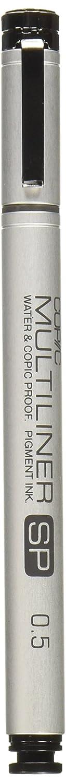 Copic Marker MLSP05 Multiliner SP Black Ink Pen-.5mm MLSP-05