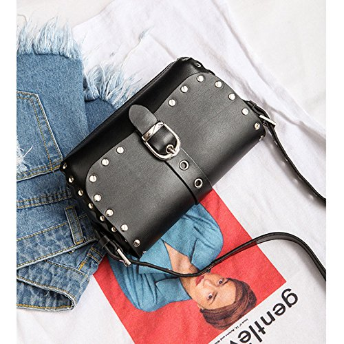 option à sac voyage nouveau en à petit bandoulière sac Noir à Femmes couleurs sac sac Messenger pour occasionnel à dames Shopping main 3 sac main main bandoulière Messenger à ZCM vfwUq5