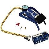 Bomba de Ar Pedal Azul Brasfort, Brasfort, Pedal, Azul