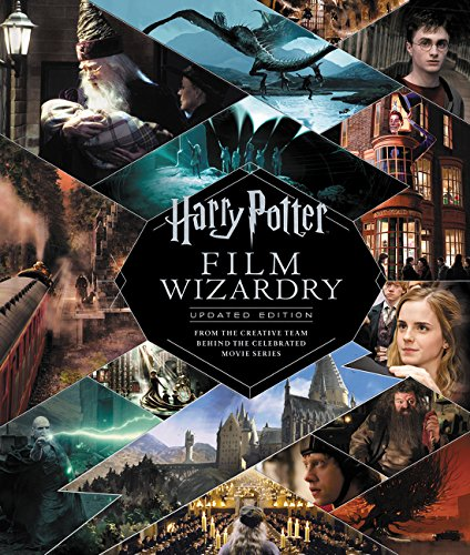 Harry Potter Film Wizardry: From the Creative Team Behind the Celebrated Movie Series Book Only $15.08