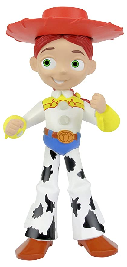 dd7da87e31 Image Unavailable. Image not available for. Color  Toy Story 3 Deluxe Talking  Jessie Figure