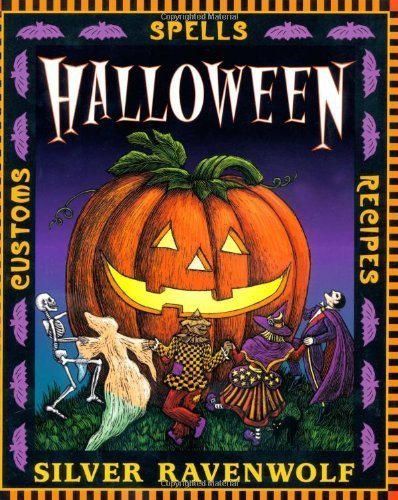 by RavenWolf, Silver Halloween! (Holiday Series) (1999) Paperback (Silver Ravenwolf Halloween)