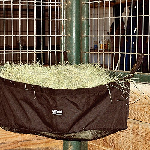 Cashel Corner Feeder Holds Hay for Horses, Fits the Corner of Horse Stalls and Trailers, Standard or Large Standard or Large (Standard)