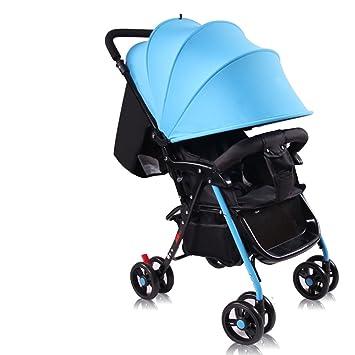 El cochecito de bebé, puede montar el paraguas del bebé, los recién ...