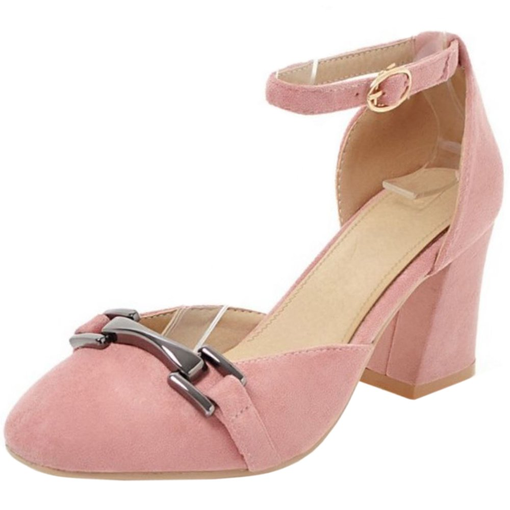 Zanpa Femmes Doux Zanpa Chaussures D Orsay 2#pink Chaussures 2#pink 6fd82bb - conorscully.space