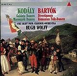 Bartok%3A Divertimento%2C Romanian Folk%