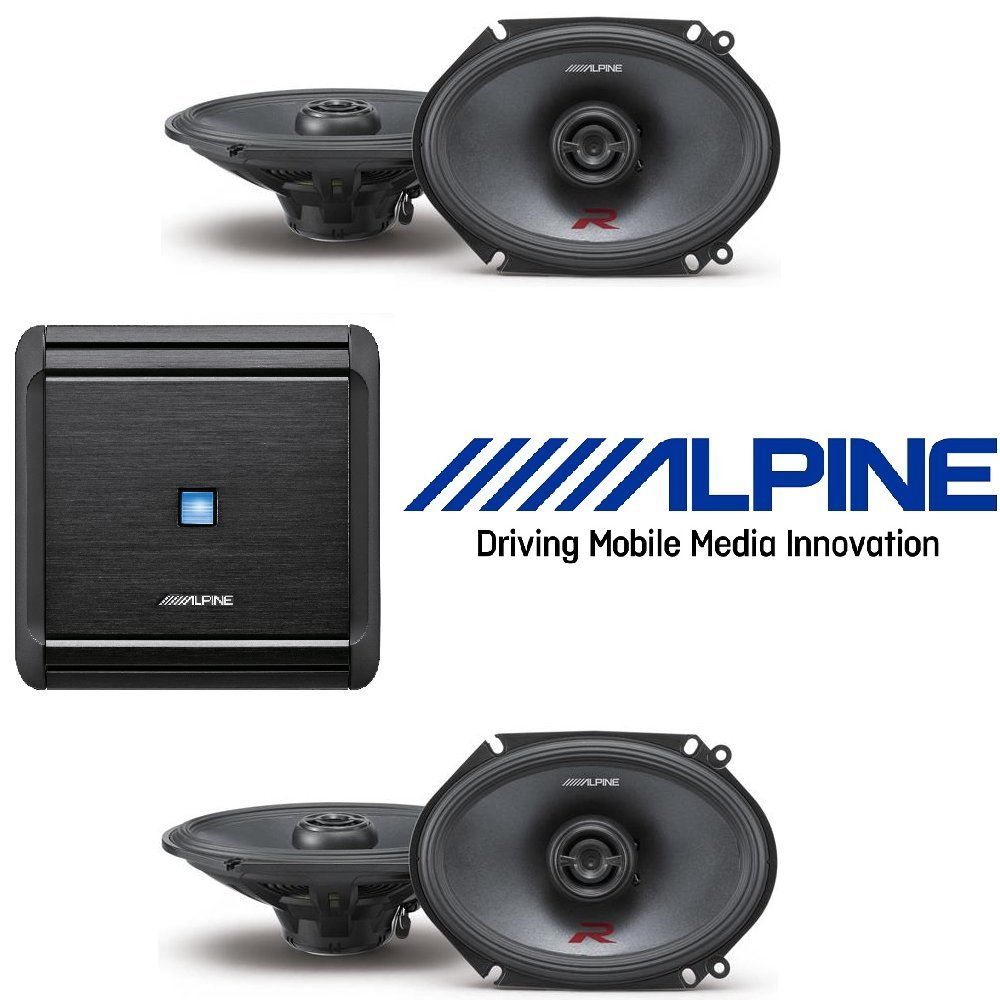 amazon com alpine mrv f300 4 channel car amplifier, 50 how to connect 4 speakers to a 2 channel receiver car amplifier buying guide get the