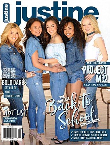 Justine Magazine PDF