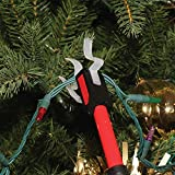 No Ladder Pro Quick Release Holiday Light Hanging Kit