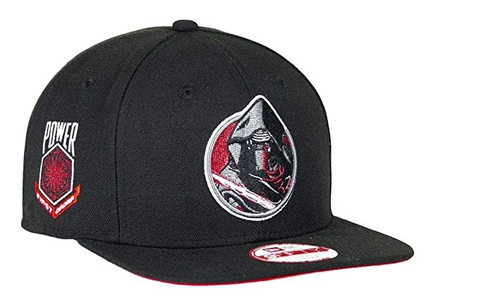 New Era 9fifty Hat Star Wars Retroflect Villain Power Frist Order ... ed033283df08