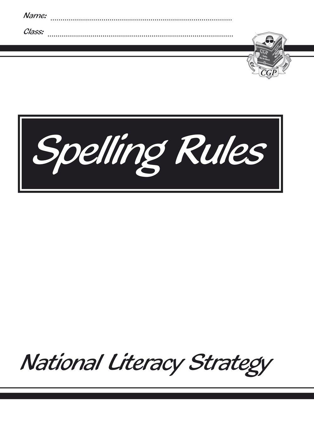 Download KS1 & KS2 English Spelling Rules PDF