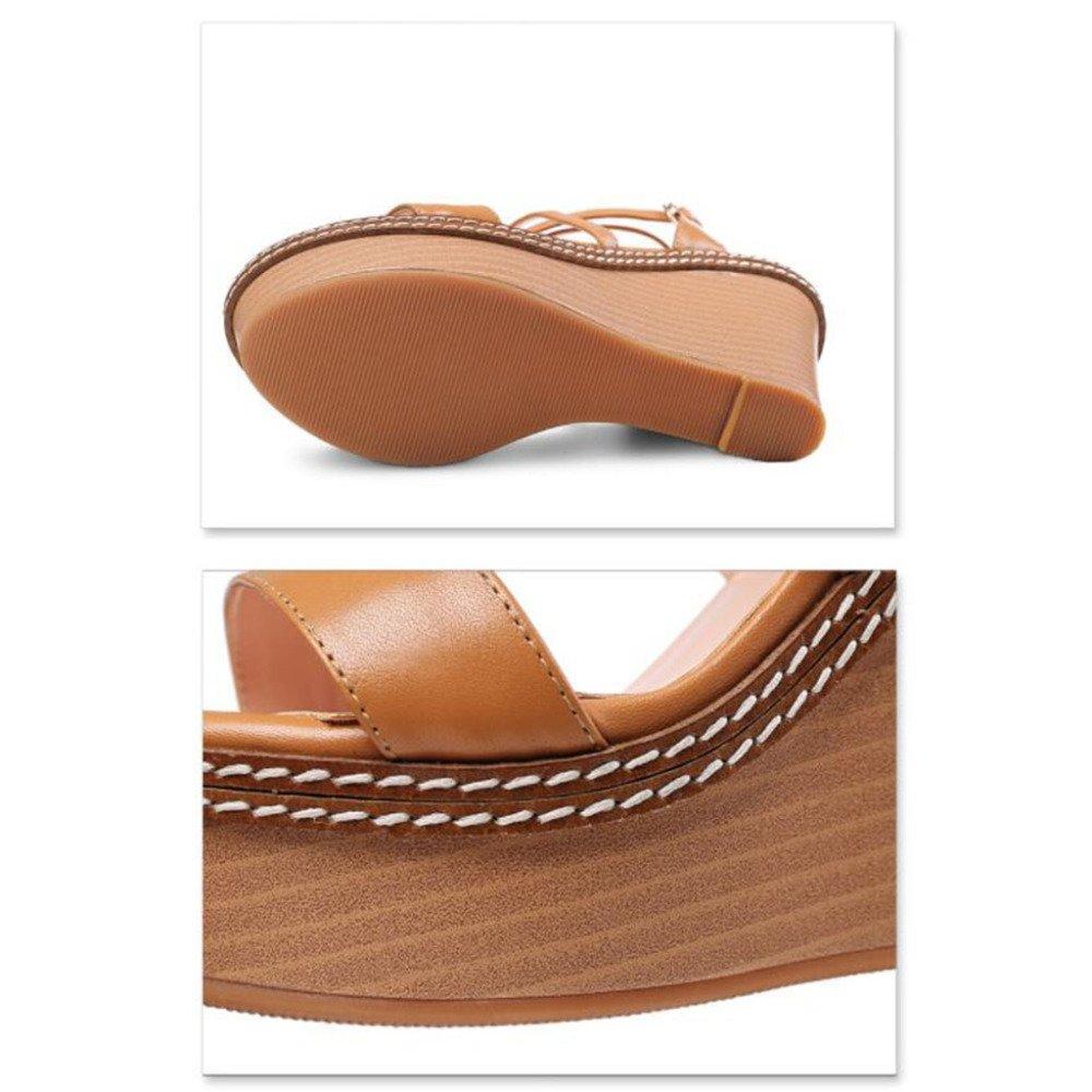 ZHRUI Sandalen Pumps A6016 Frauen High Heels PU PU PU Täglichen Geschäft Hochzeit Heel Schuhe 10CM d270de