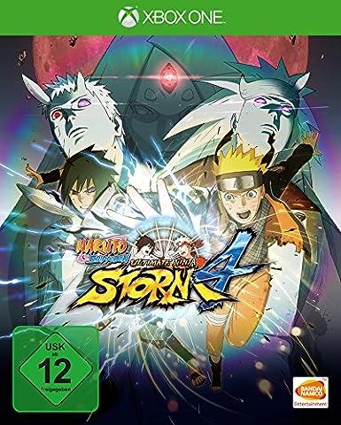 Naruto Shippuden - Ultimate Ninja Storm 4 [Importación ...