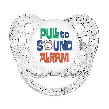 Amazon.com: Pull a Sound alarm- Expresión Chupete: Baby