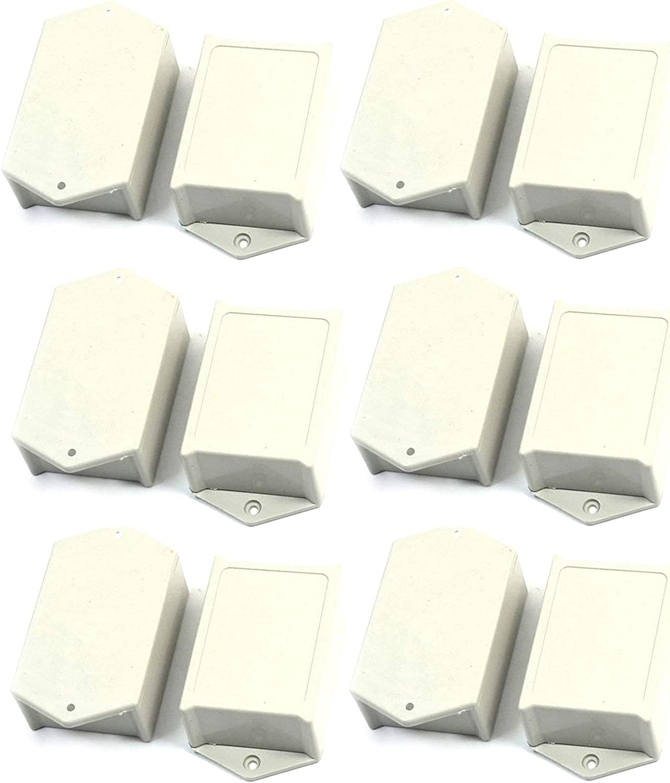 Details about  /OUTDOOR WATERPROOF IP67 ADAPTABLE JUNCTION BOX ENCLOSURE INDOOR 16 SIZES