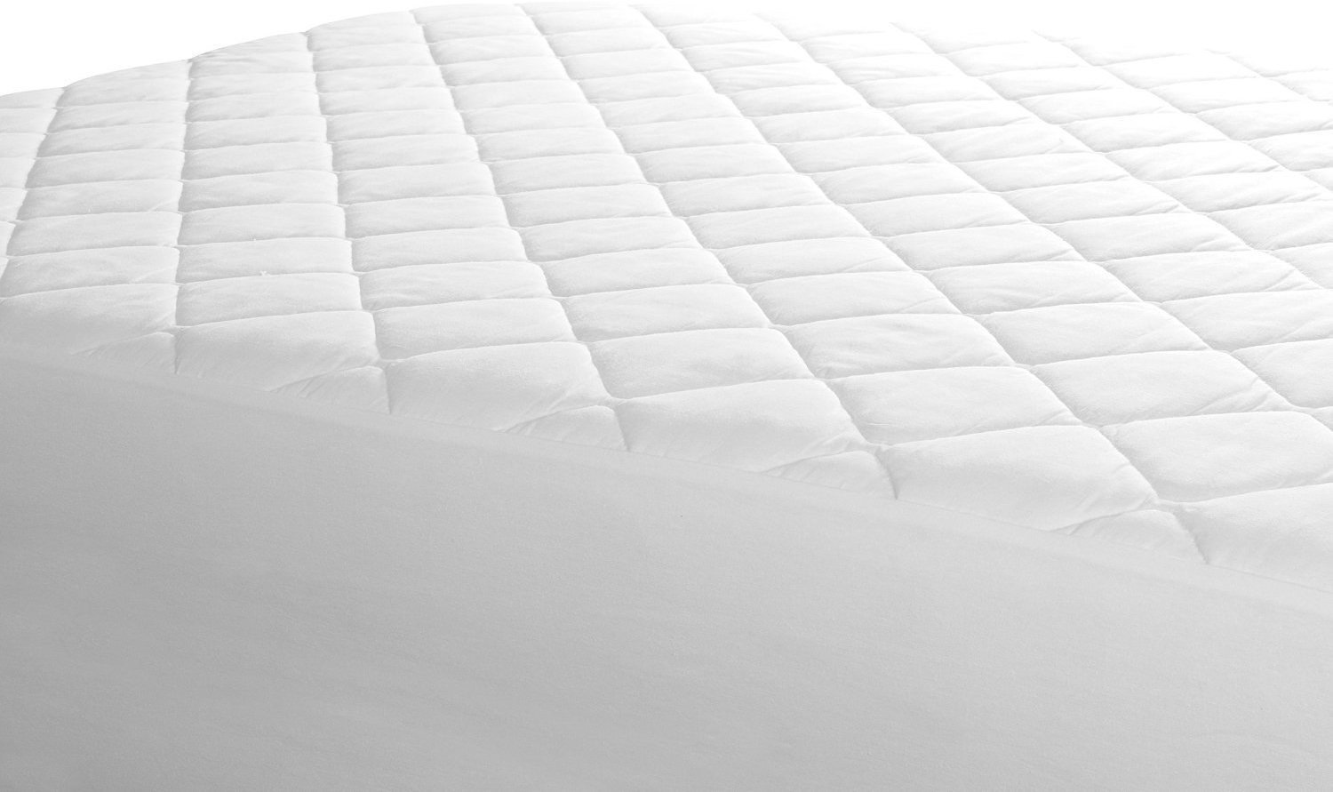 amazoncom quilted fitted mattress pad queen mattress cover stretches up to 16 inches deep mattress topper by utopia bedding home u0026 kitchen
